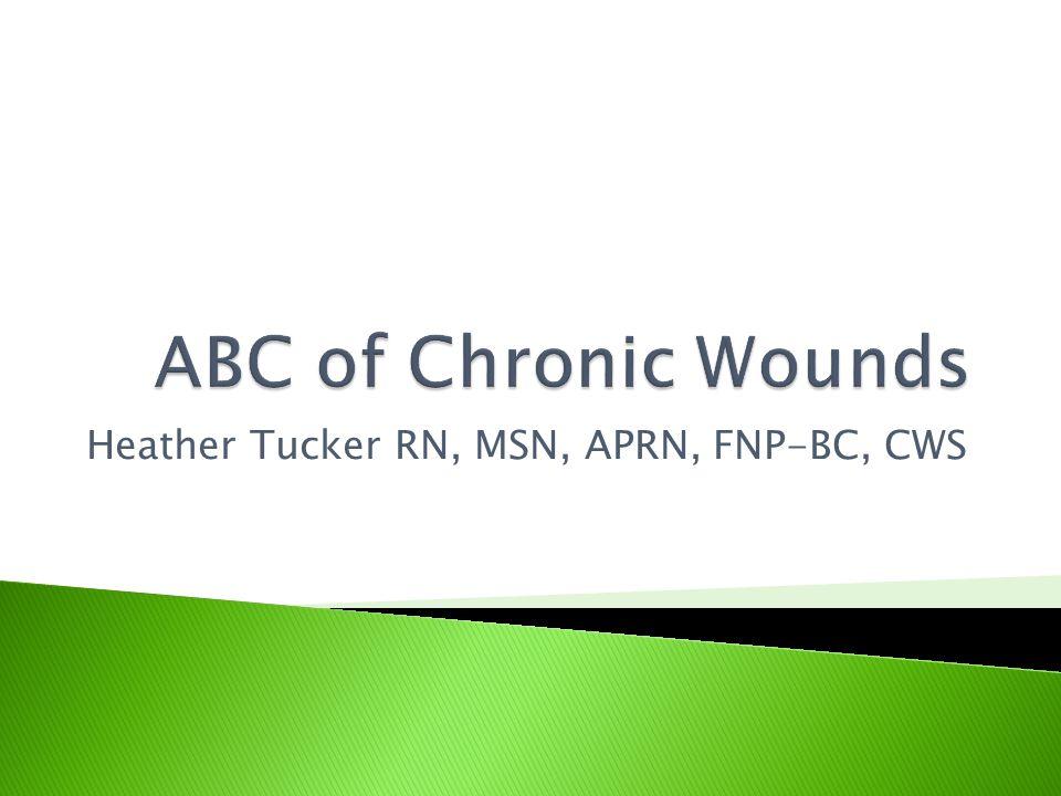 Heather Tucker RN, MSN, APRN, FNP-BC, CWS