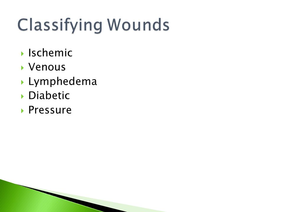  Ischemic  Venous  Lymphedema  Diabetic  Pressure