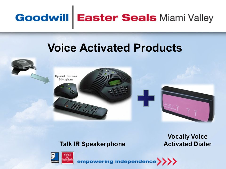 Voice Activated Products Talk IR Speakerphone Vocally Voice Activated Dialer