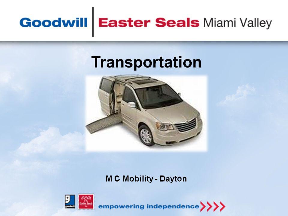 Transportation M C Mobility - Dayton