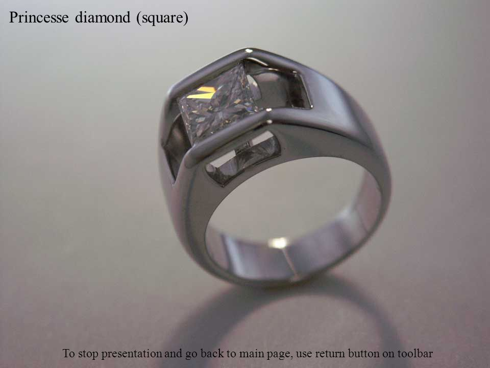 Brillant diamonds (rounds)