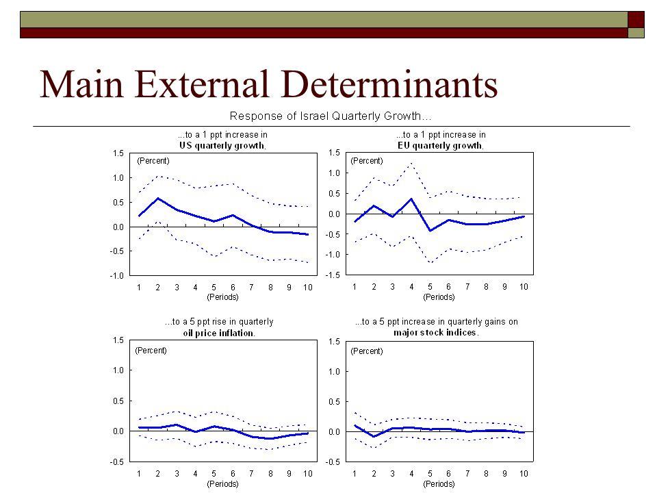 Main External Determinants