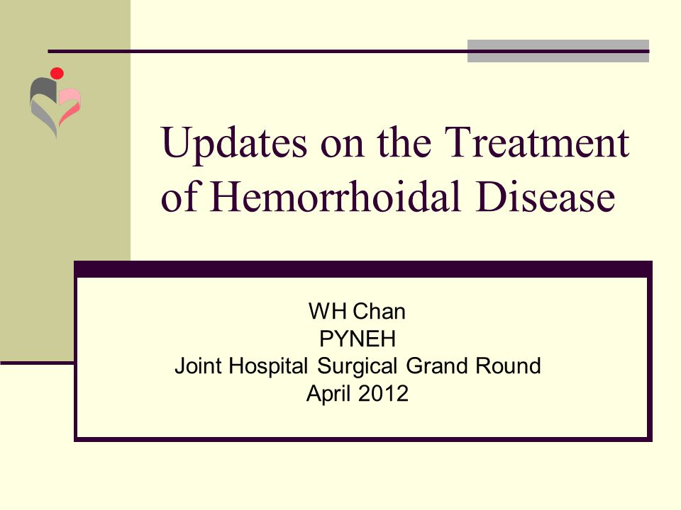 Complete elimination of post operative wound care in PPH Post excisional hemorrhoidectomy Post PPH