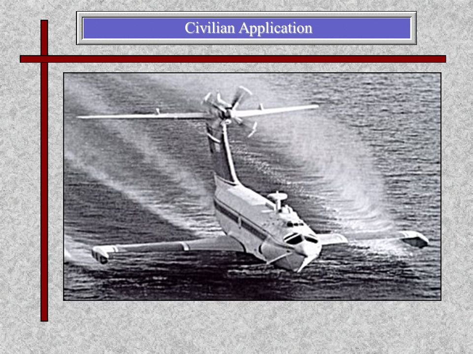 Civilian Application