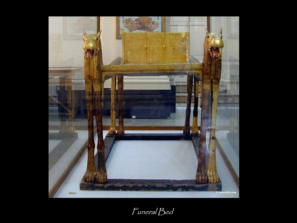 Royal Carriage with gold inlaids, ivory and fine woods