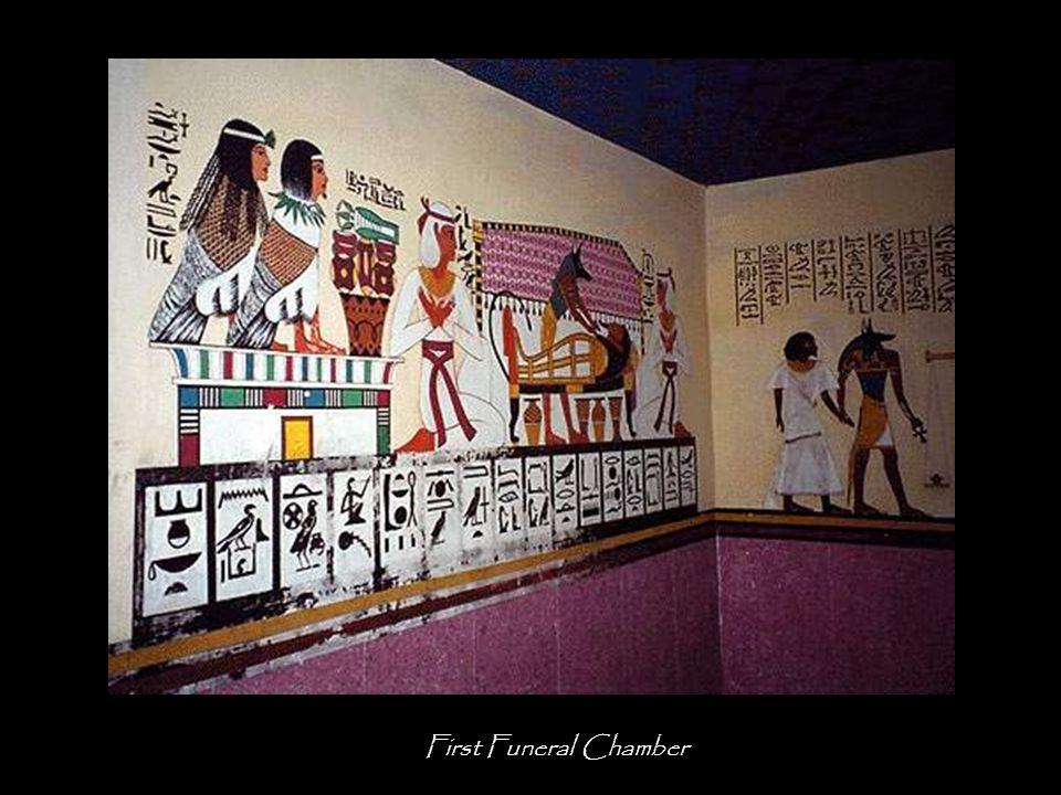 Bust of Tutankhamen