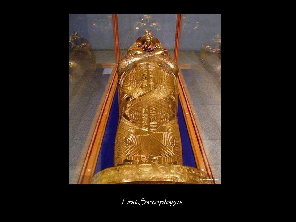First Sarcophagus
