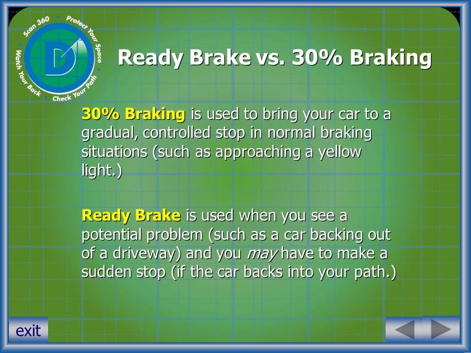 Ready Brake vs.