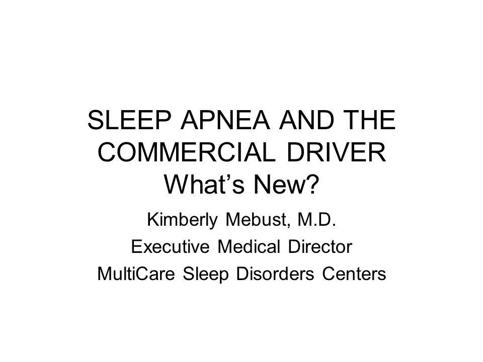Sleep Apnea Good Night!