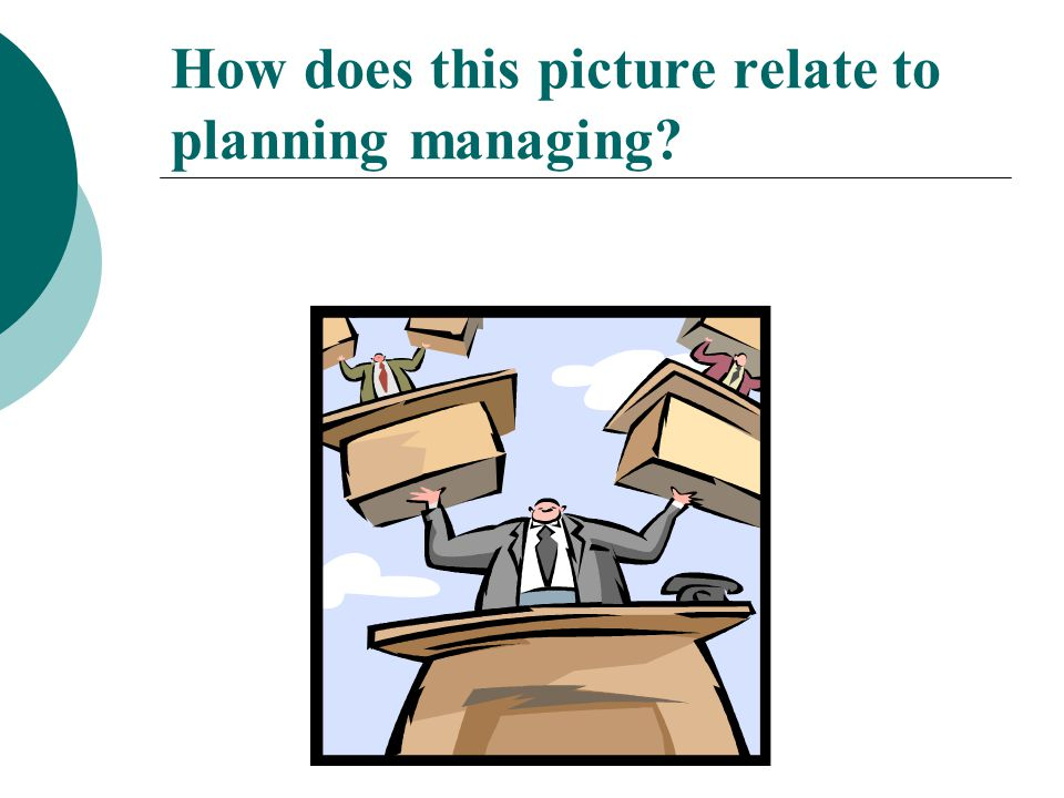 Unit Six Planning Managing