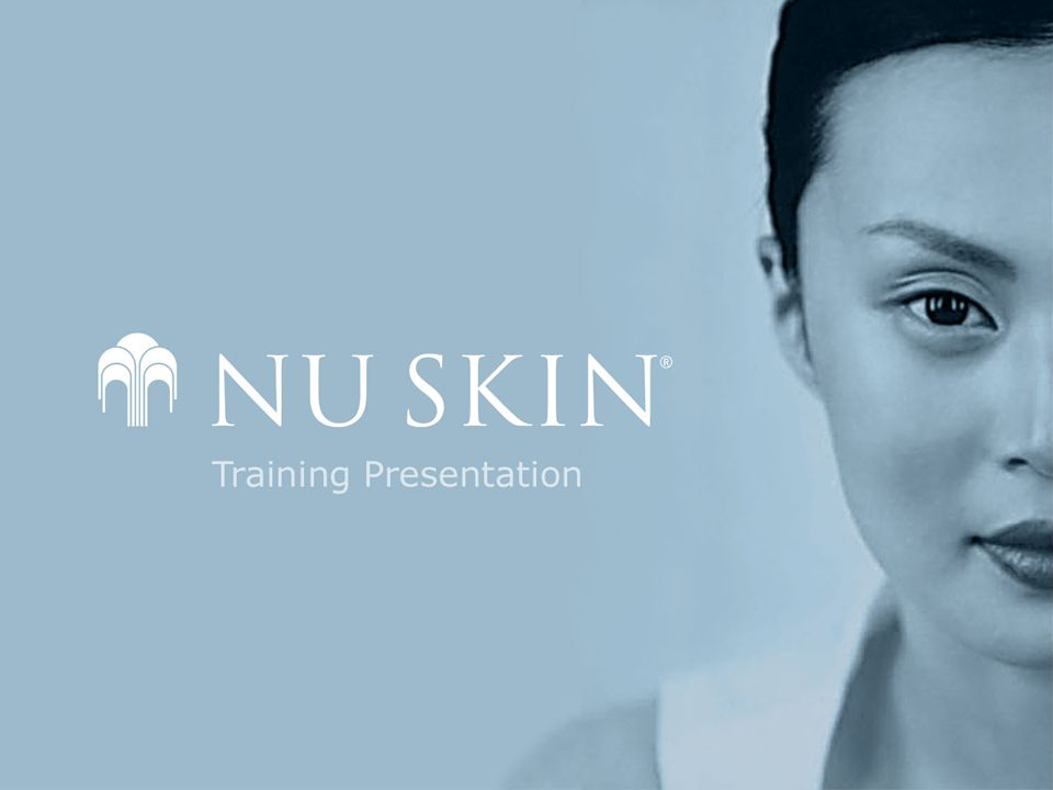 ©2001 Nu Skin International, Inc.< Back to Agenda 12 What is Healthy Skin.
