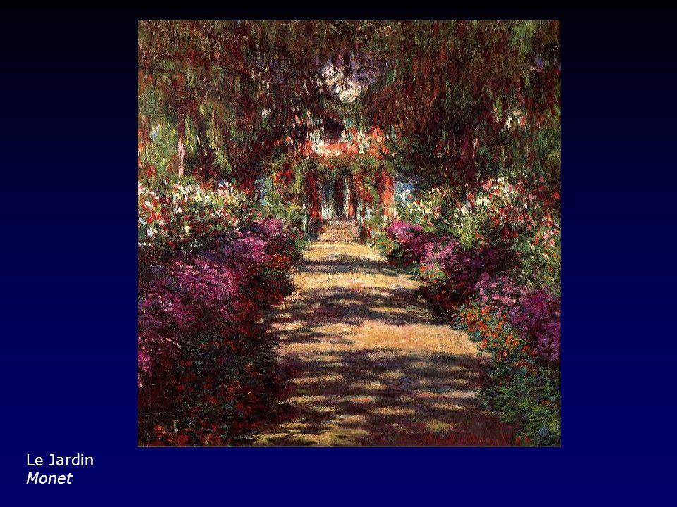 Le Jardin Monet