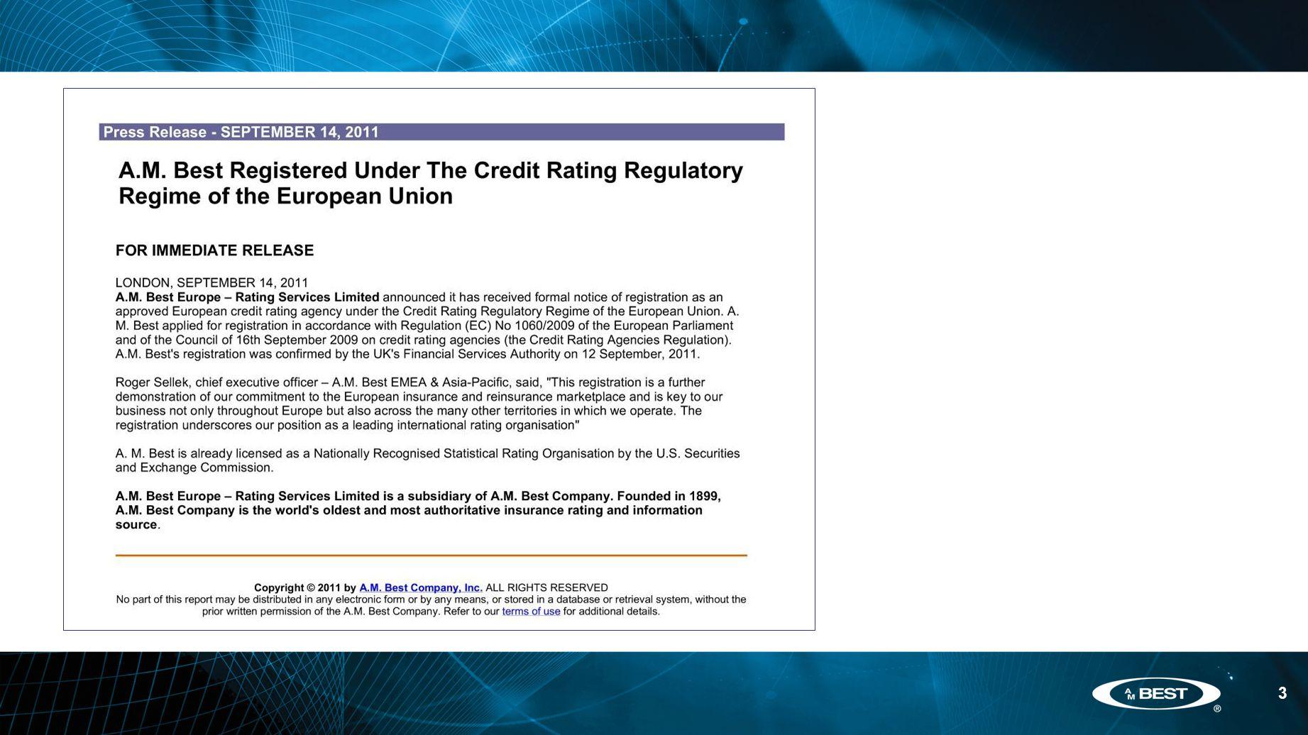 84 Catastrophe risk management Catastrophe model changes – RMS v.