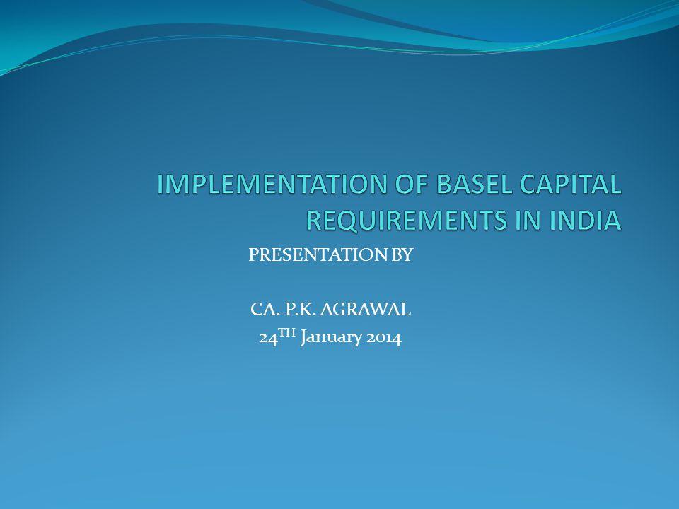 INTERNATIONAL REGULATION- Progression 1988 : Basel Accord (Basel-I) 1993 Proposal: Standard Model 1996 Modification: Internal Model New Basel Accord (Basel-II) Revised New Accord (Basel-III)