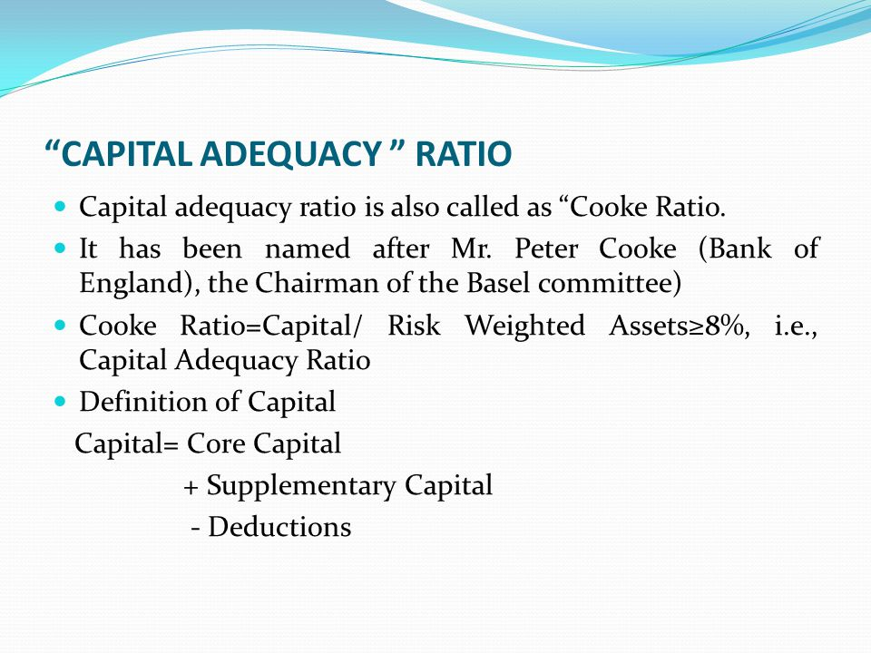 Calculation of Capital Upper Tier Two Capital Un-audited retained earnings; revaluation reserves; general provisions for bad debts; perpetual cumulative preference shares (i.e.