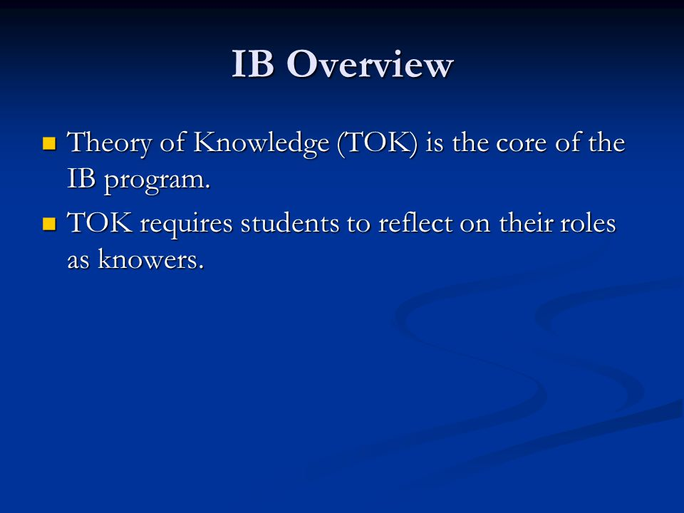 Gunn Research on IB We have had over 20 teachers representing every department in school attend conferences and/or visit schools We have had over 20 teachers representing every department in school attend conferences and/or visit schools