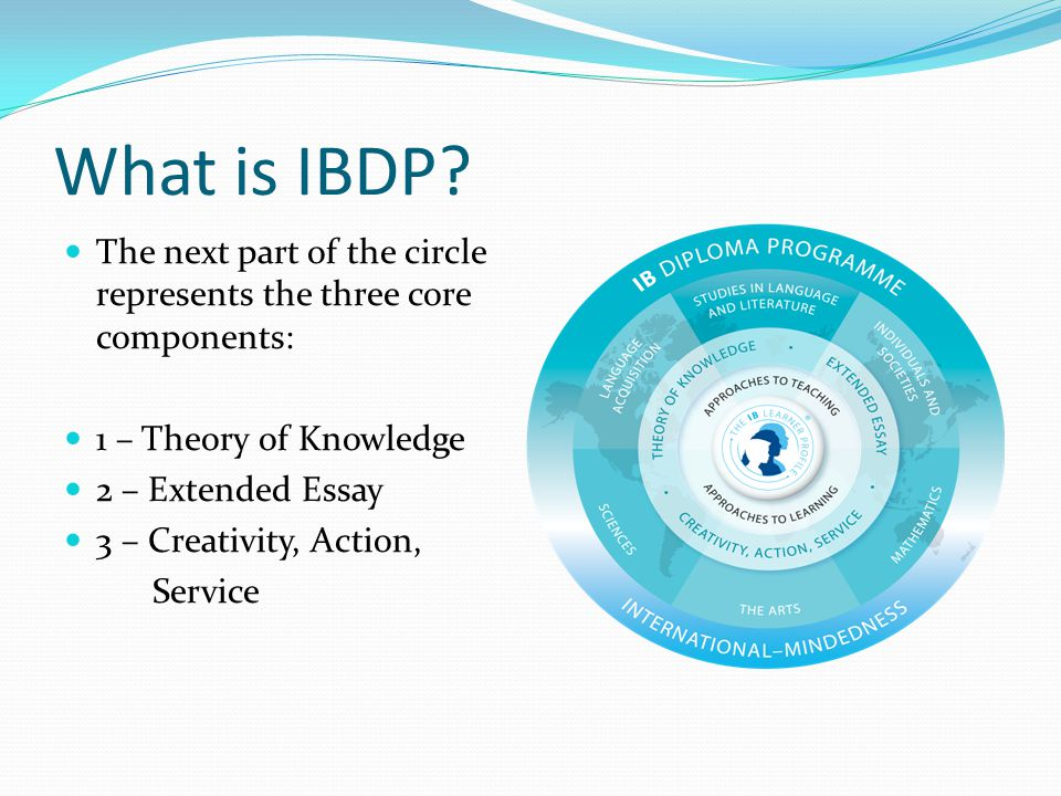The Center of the Circle The very center represents the Learner.