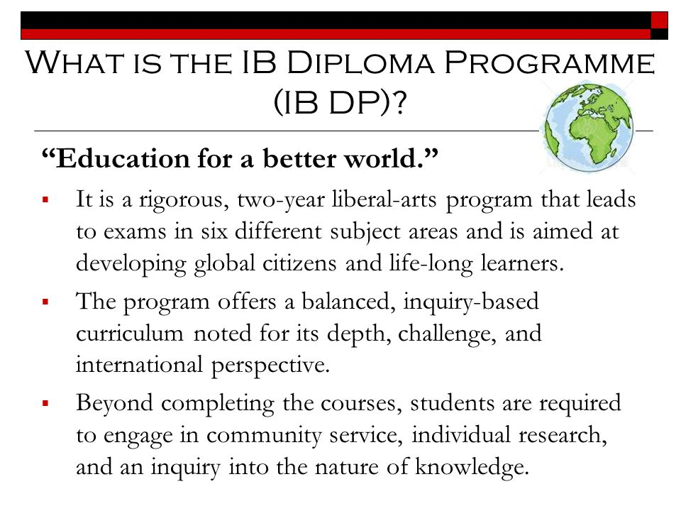 Do IB courses earn college credit.