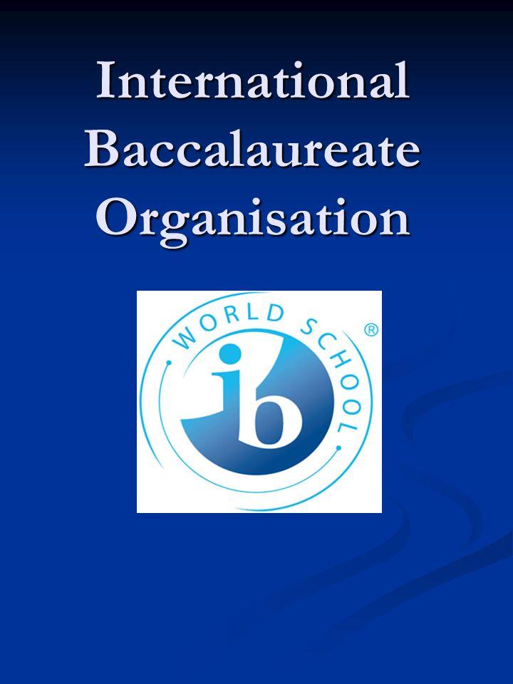 International Baccalaureate Organisation
