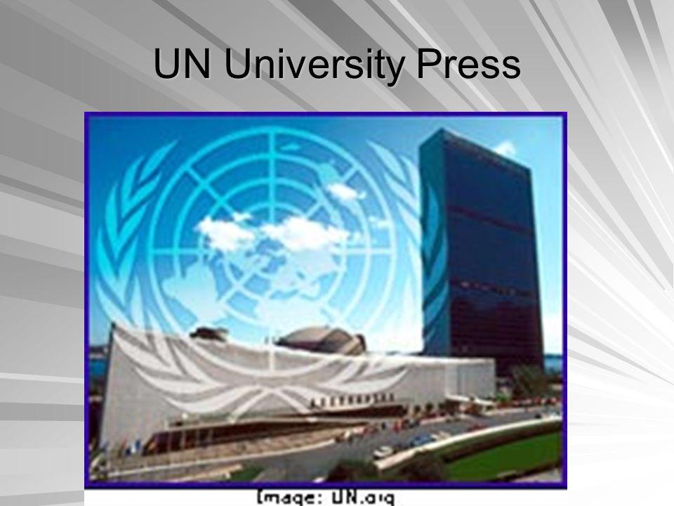 UN University Press