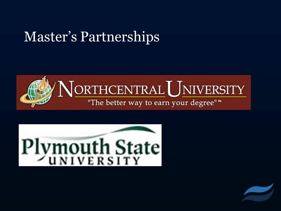 Master's Partnerships
