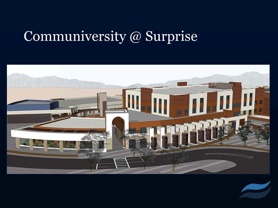 Communiversity @ Surprise