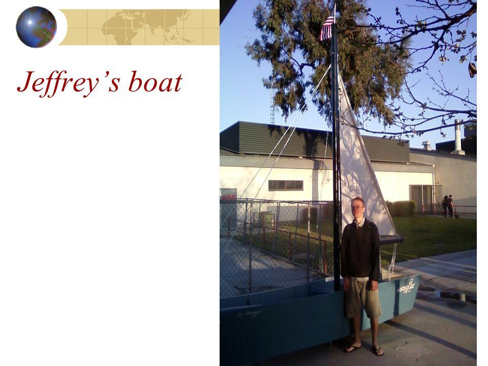 Jeffrey's boat