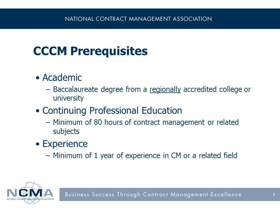 Alternatives to Kryterion.NCMA offers on-site exams at selected national events.