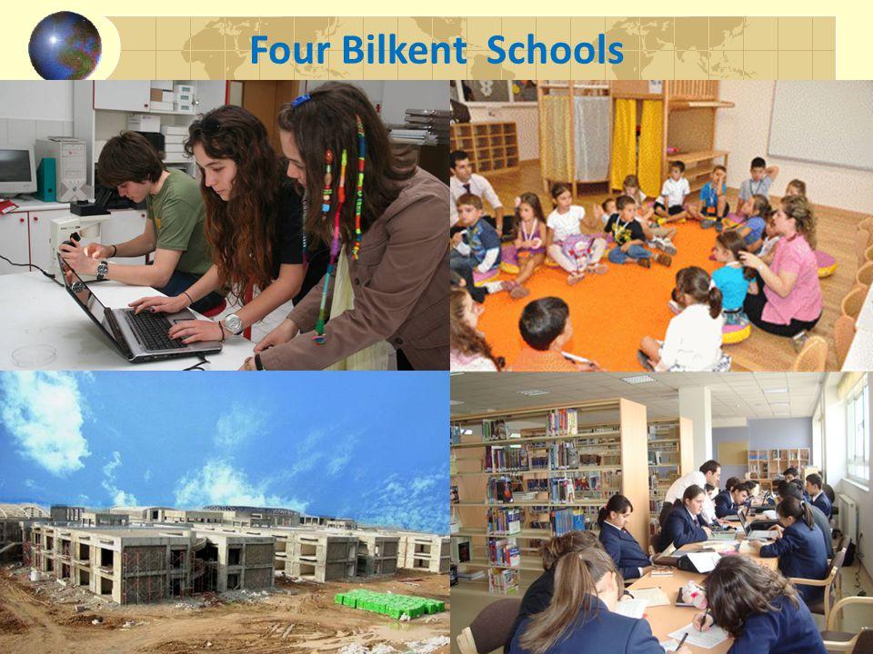 Four Bilkent Schools