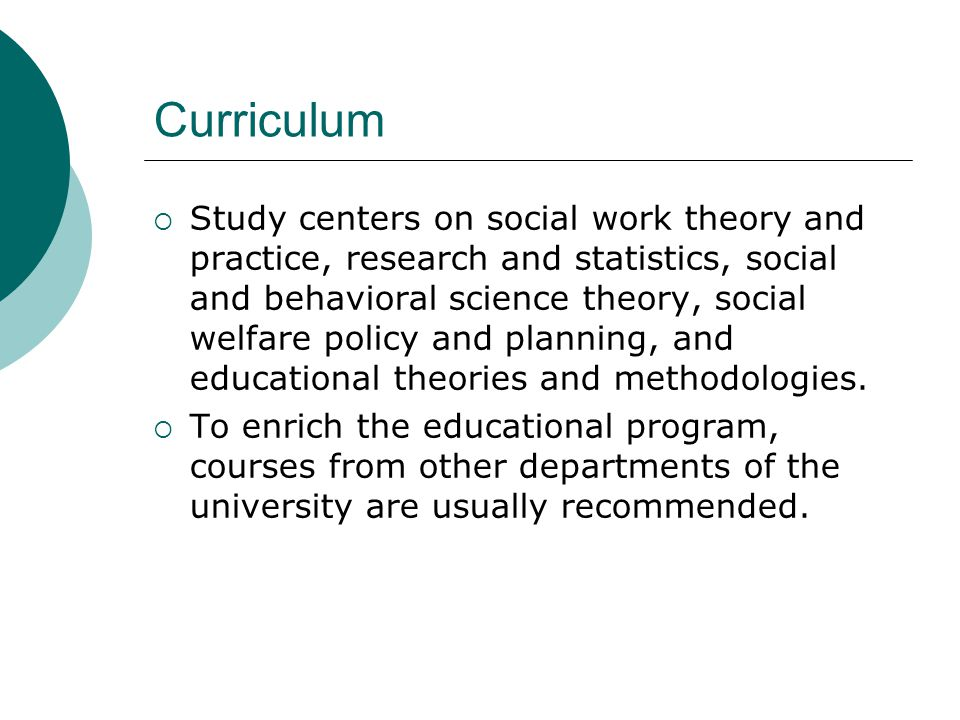 Continuing Education  An essential part of social work education, designed to qualify practitioners to meet the demands of an ever-changing social service kaleidoscope.