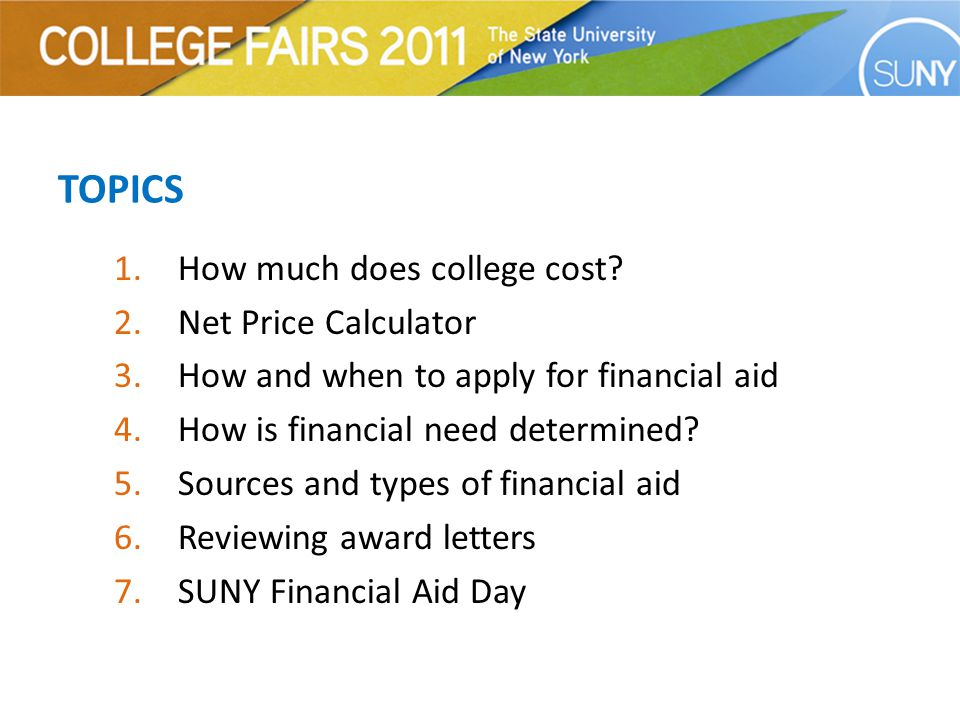 How Much Does College Cost.