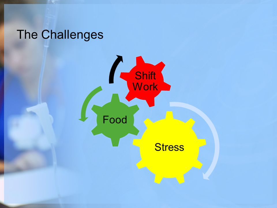The Challenges Stress Food Shift Work