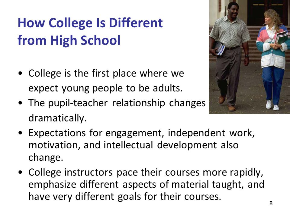 9 An Operational Definition of College Readiness The level of preparation a student needs in order to enroll and succeed—without remediation— in a credit-bearing general education course at a postsecondary institution that offers a baccalaureate degree or transfer to a baccalaureate program.