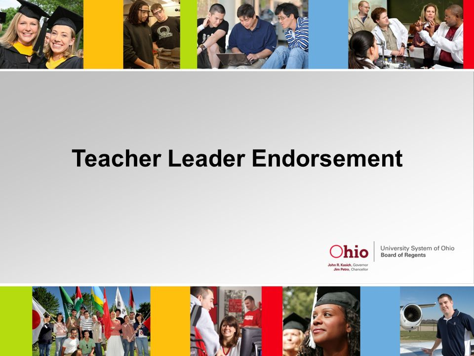 Teacher Leader Endorsement