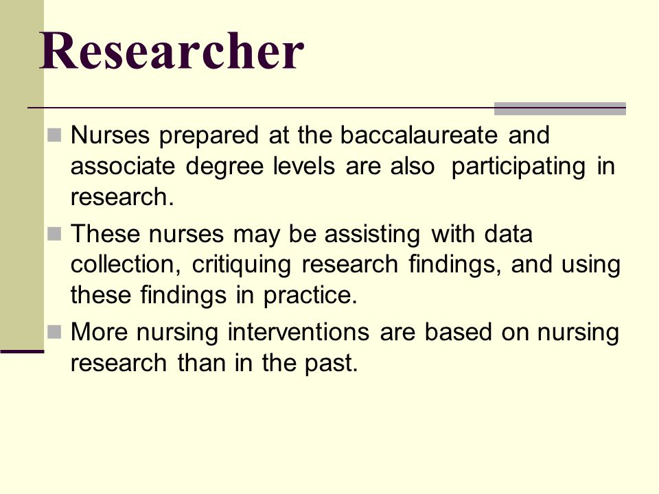 Registered Nurse Demographics Although the profession continues to be predominantly female, the number of men working as RNs significantly increased.