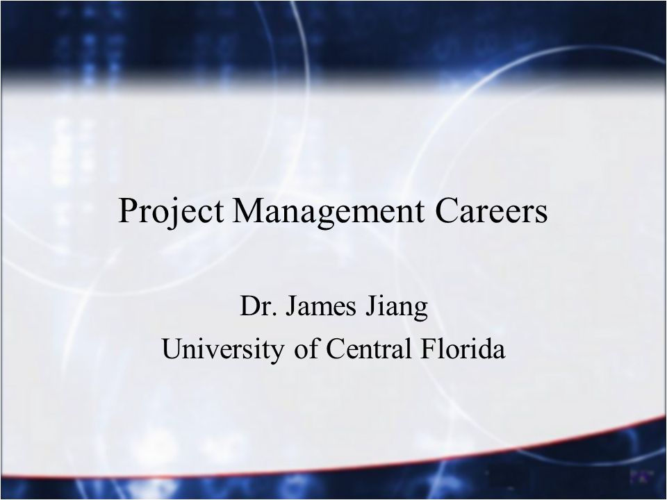 Overview 1) Overview 2) History and Establishment of PMI 3) PMI Certification 4) Alternative Certifications (Processes/Exams) 5) Project Managers Career Path Progression 6) Expected Salaries 7) Personality Traits Set for Project Managers 8) Conclusion 9) Question and Comments
