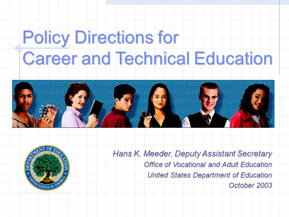 Economic Change Education Challenges Key Policy Objectives Topics for Discussion