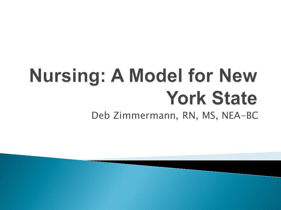 Deb Zimmermann, RN, MS, NEA-BC