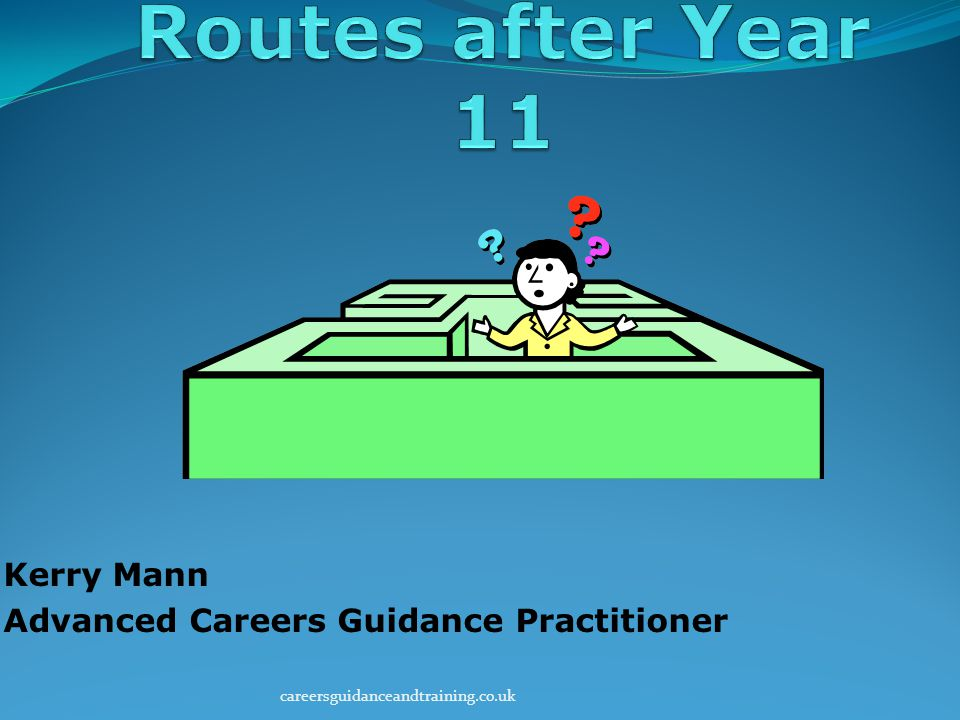 Kerry Mann Advanced Careers Guidance Practitioner careersguidanceandtraining.co.uk
