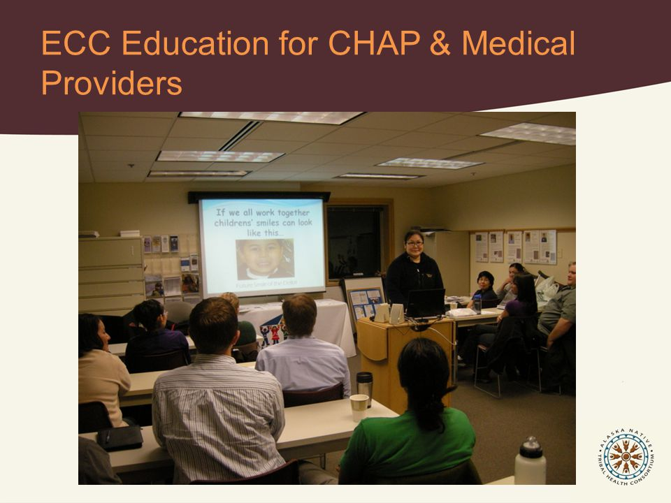 ECC Education for CHAP & Medical Providers