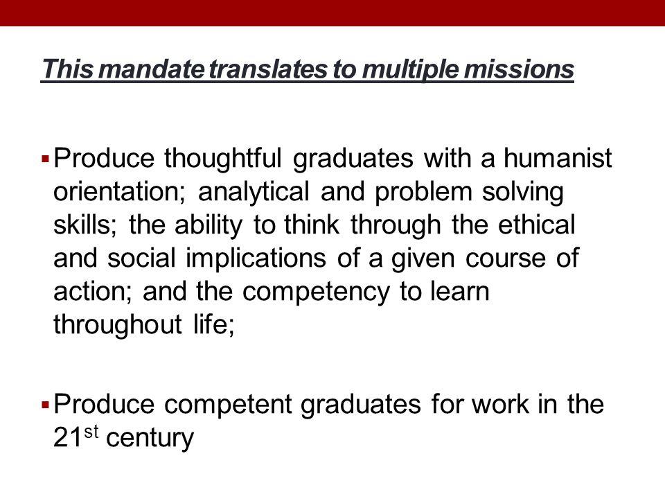 Qualifications Principles  NQF should facilitate 1.
