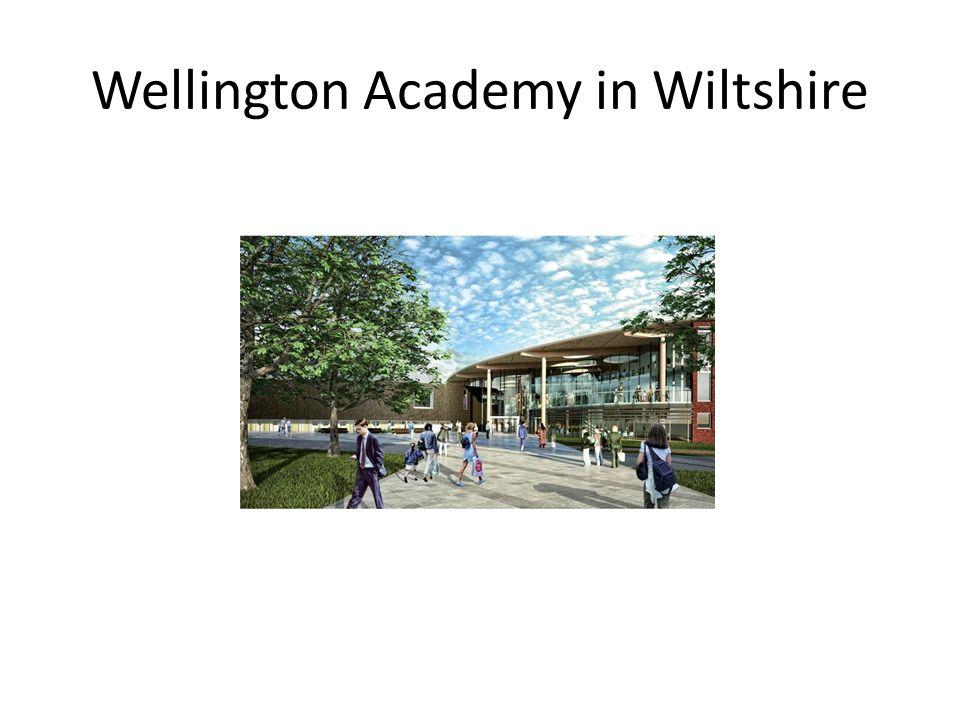 Wellington Academy in Wiltshire