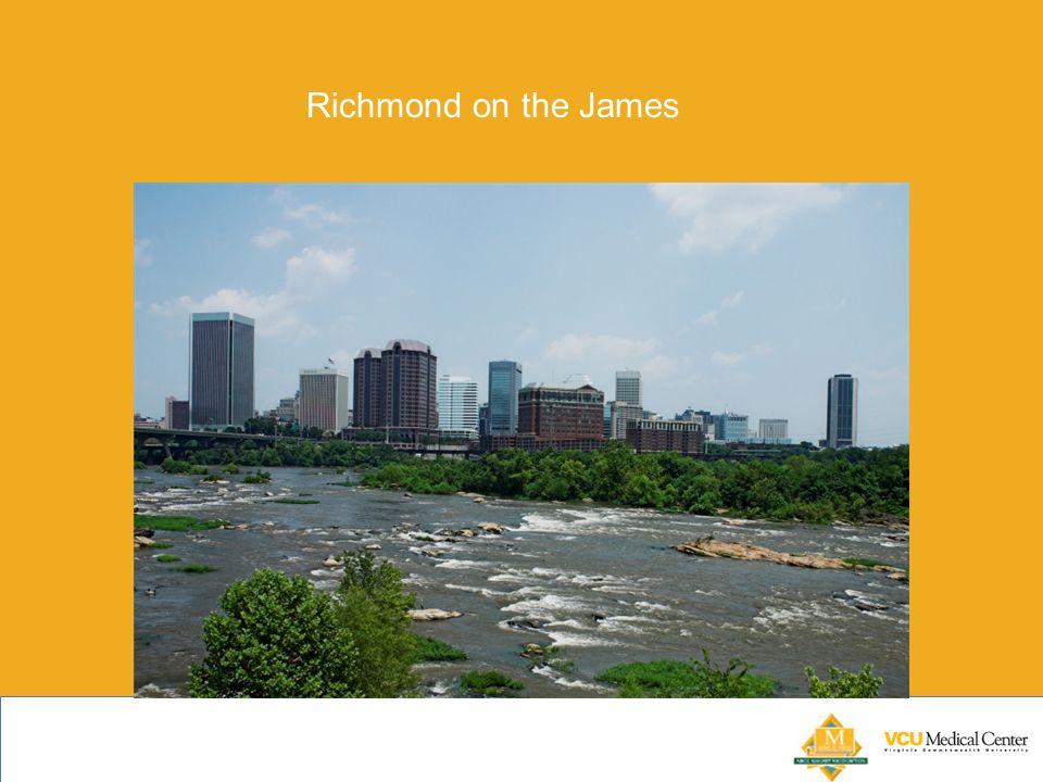 Richmond on the James