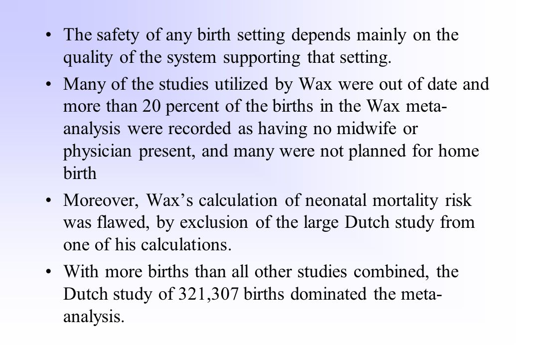 Neonatal Outcomes In newborns without major congenital anomalies