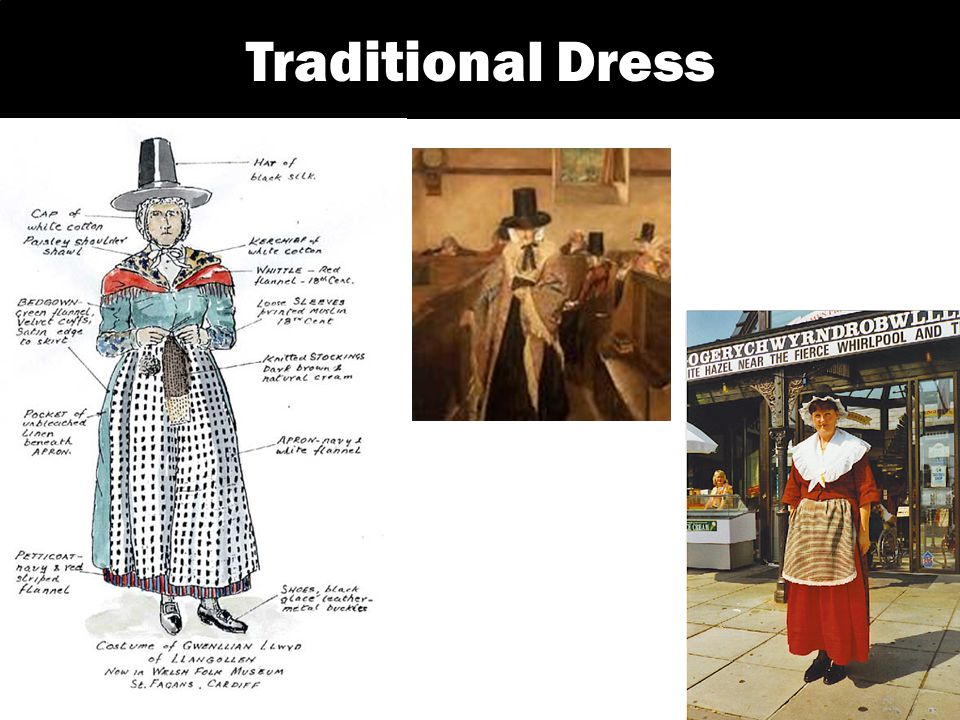 Traditional Dress