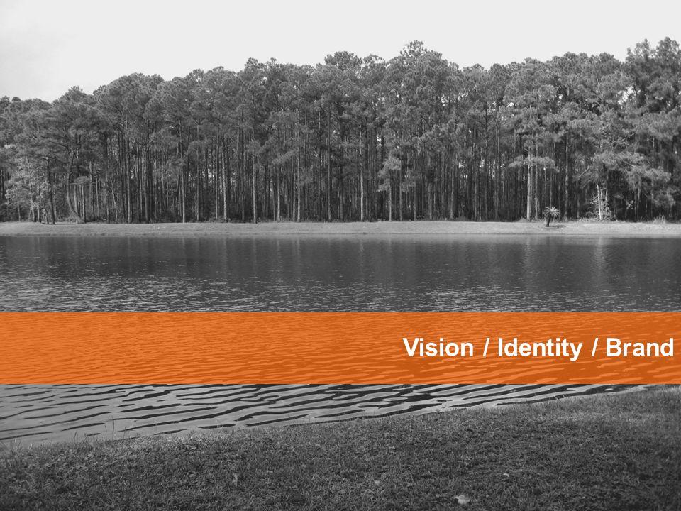 Vision / Identity / Brand