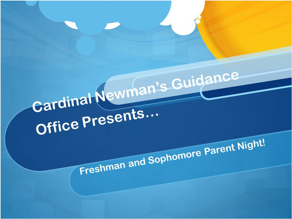 What Can Cardinal Newman Do for You? Questions Answers