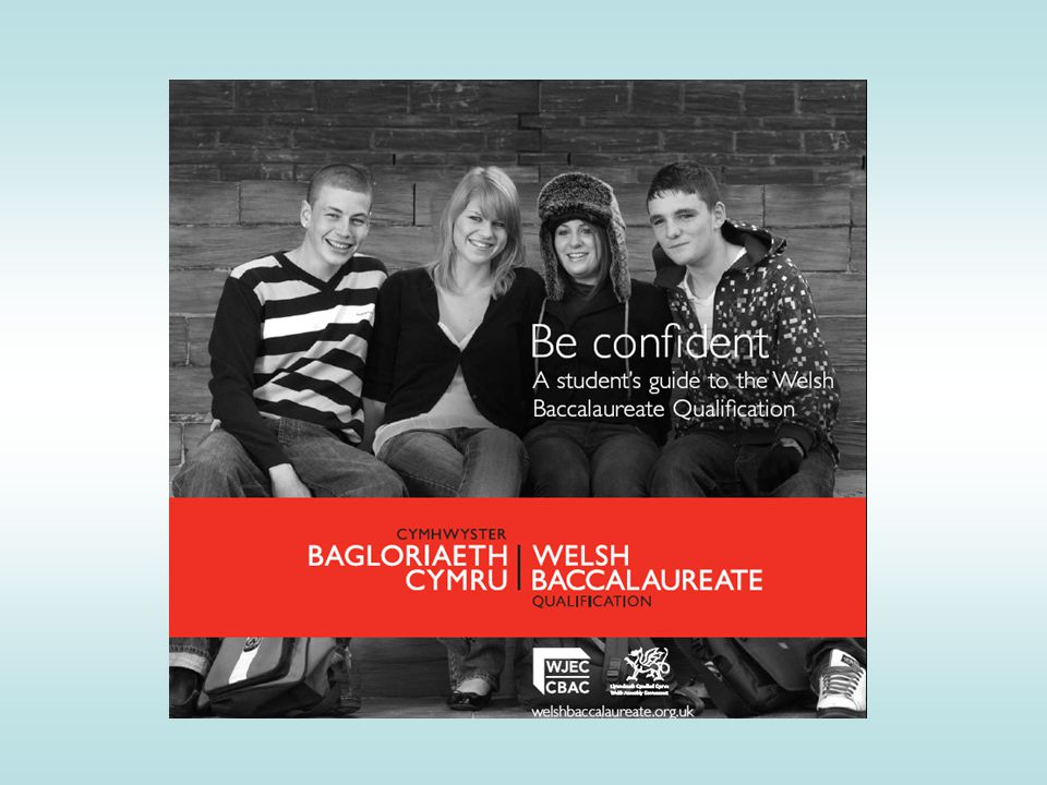 The Welsh Baccalaureate
