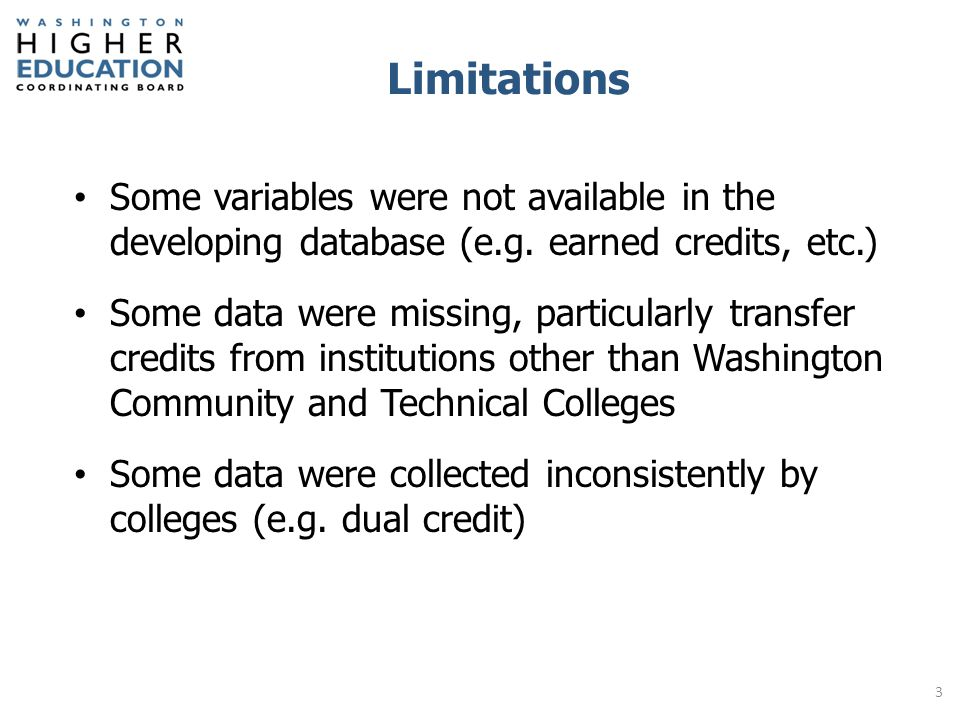Limitations Some variables were not available in the developing database (e.g.