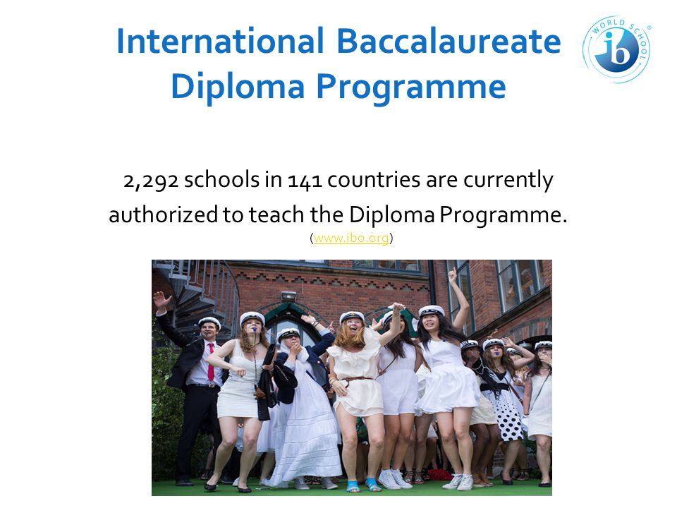 What does the Diploma Programme curriculum contain.